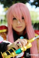 Utena Tenjou Cosplay - Rose Bride Warrior by SailorMappy