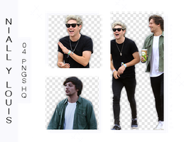 +Photopack Png Niall y Louis by AHTZIRIDIRECTIONER