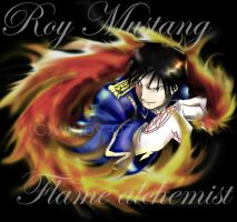 Roy Mustang - Flame alchemist by windy91