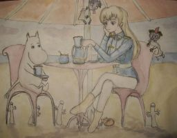 Suomus coffee-time by UiskiPurisuto