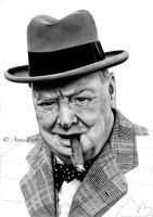 .:WINSTON CHURCHILL:. by Lorelai82