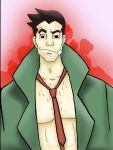Big Dick Gumshoe (Hey, pal) by Robin-Reignfall