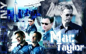 Mac Taylor - CSI NY by WATelse