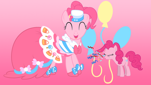 Pinkie Pie Wallpaper by ikillyou121
