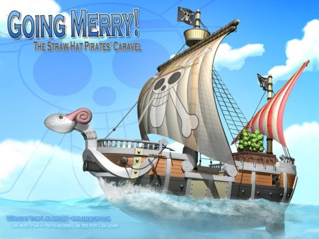 Going Merry by Stompy1