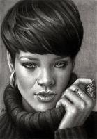 RIHANNA by DaveLopes