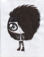 Ashley Purdy Chibi in HD by lolzmelmel