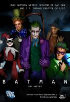 Batman the Series Tricksters by Ciro1984