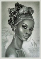 pencil portraits by mail-lo