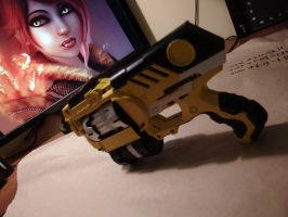 Hyperion Pistol from Borderlands 2 :: WIP by the-lander