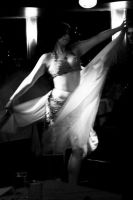 The Belly-dancer by Ania-Riz