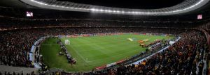 Cape Town stadium pano III by TheSoftCollision