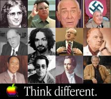 Mac - Think Different by NFRANGA