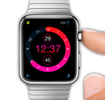 Watch Face - Apple Watch by janosch500