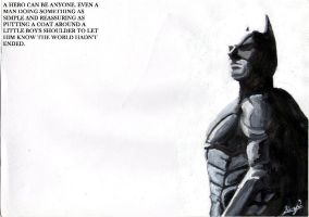 The Dark Knight rises (ver 2) by WeaponX-Art