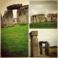 Stonehenge by surrexi