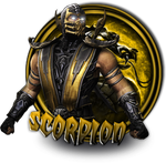 Scorpion by xDarkArchangel