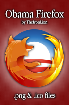 Obama Firefox by TheIronLion