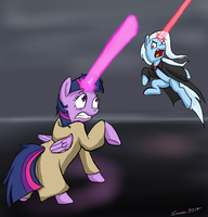 Darth Trixious - Return of the Jedtwi by Snapai