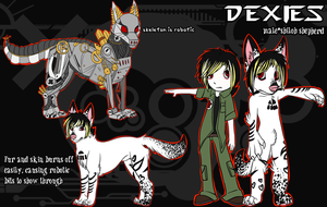 Dexies $40 by FateHound