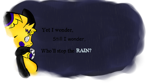 Who will stop the rain? (gift-game) by TheBestNameUEverSeen