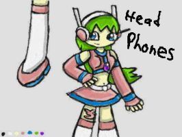 Headphones the Seedrian Reference by SurgeCraft