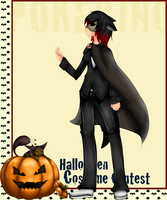 [Fandom]-PC Halloween CostumeContest -Payne/Mirage by Lazuliwitch