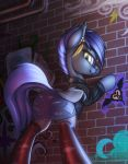 Commission: Midnight Alley by fShydale