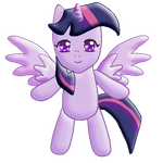 Twilight sparkle by Lrme87