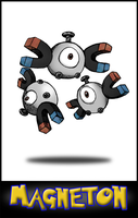 Magneton by 94cape69