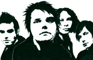 My Chemical Romance by weedenstein