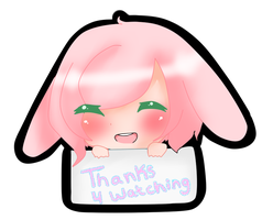 Thanksforwatching by LittleRinnyChan