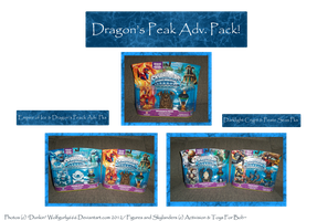 .: Skylanders Dragons Peak :. by Dunkin-Prime
