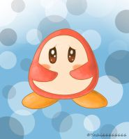 Waddle Dee-I want a cookie... by Yoshi66666666