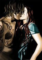 Jace and Clary - TMI by jeminabox