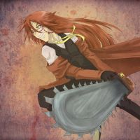 Grell sutcliffe by HylianGuardians