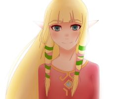 Zelda Skyward Sword by Jelia135