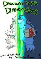 Drawn into Dimensions Cover by Mickeymonster