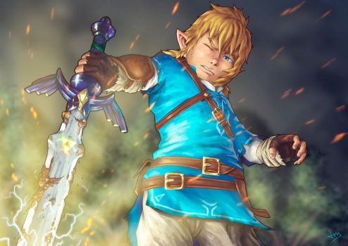 Breath of the Wild by Jevi93
