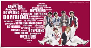 Boyfriend Wallpaper 01... by SongAhIn