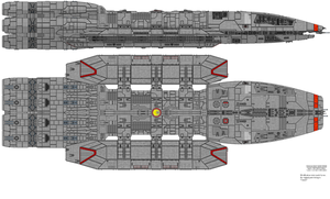 Battlestar Atlantia Mod Design by trooperbeta