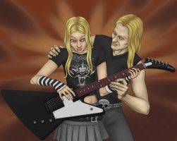 Guitar lessons by zsomeone