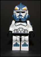 Commander Wolffe by Riser38