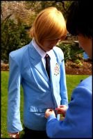 Ouran: Mommy and Daddy by Kalisia