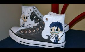 Customized Shoes - 69 by Amy-Luna