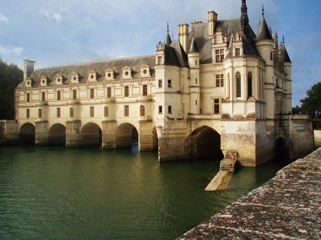 The Castle : Chenonceau by Ludo61