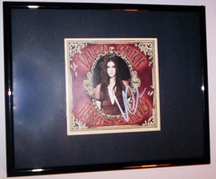 Vanessa Carlton Autograph by storybox