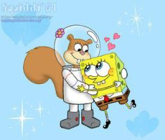 SpongeBob and Sandy by SpongebobXSandyClub