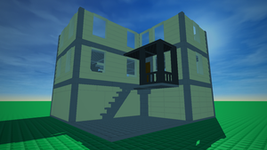 W.I.P House in Blockland by toamac