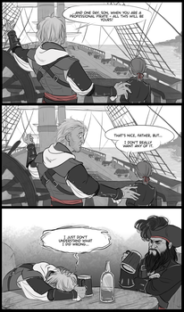 AC4: parenting is hard by graffitihead